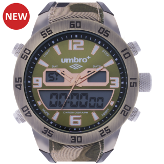Umbro-047-1 Beige Camouflaged Rubber