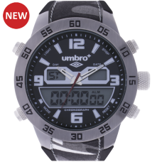 Umbro-047-2 Black Camouflaged Rubber