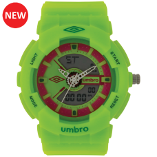 Umbro-056-2 Green Rubber