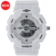 Umbro-056-5 White Rubber