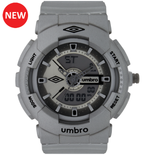 Umbro-056-8 Gray Rubber
