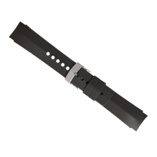 Elementum Ventus Grey rubber strap