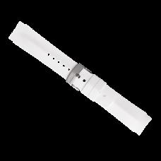 Elementum Ventus White rubber strap