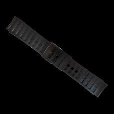 Elementum Terra All Black rubber strap kit